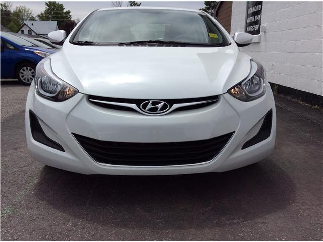 2015 Hyundai Elantra GL (Stk: 190703) in Richmond - Image 2 of 19