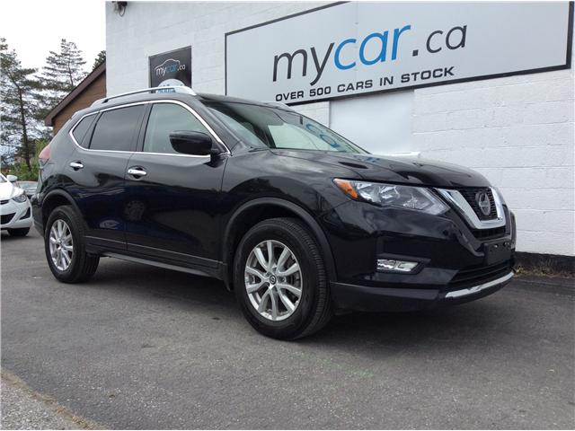 2019 Nissan Rogue SV (Stk: 190789) in Kingston - Image 1 of 21