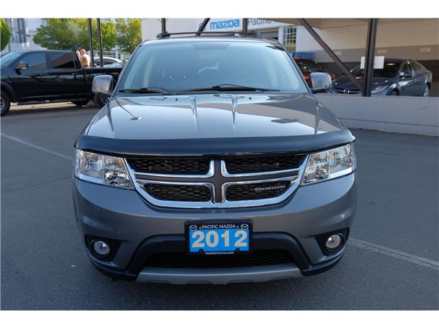 2012 Dodge Journey SXT & Crew (Stk: 257775A) in Victoria - Image 2 of 24