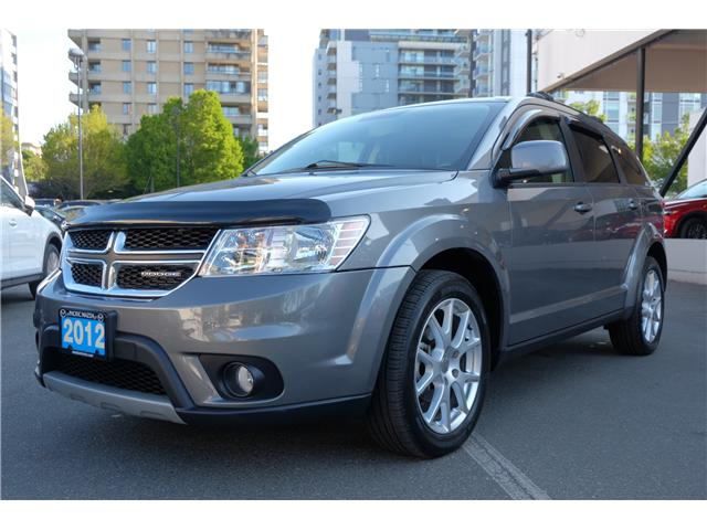 2012 Dodge Journey SXT & Crew (Stk: 257775A) in Victoria - Image 1 of 24