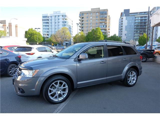 2012 Dodge Journey SXT & Crew (Stk: 257775A) in Victoria - Image 9 of 24