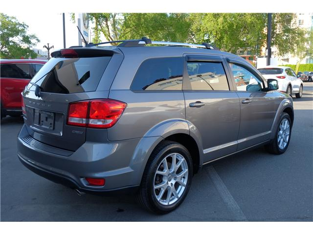 2012 Dodge Journey SXT & Crew (Stk: 257775A) in Victoria - Image 5 of 24