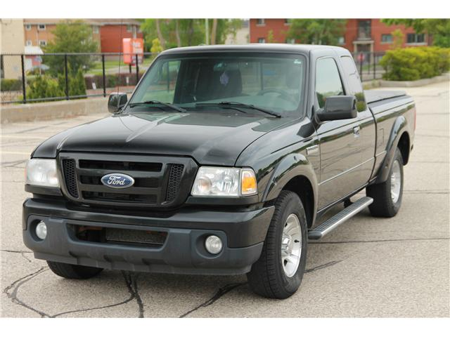 2011 Ford Ranger Sport (Stk: 1904175) in Waterloo - Image 1 of 19
