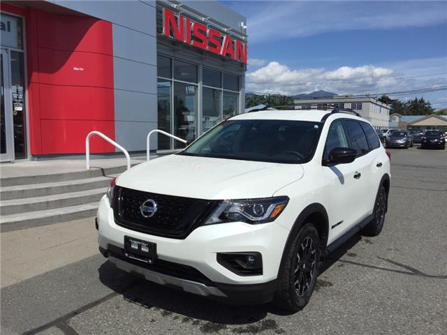 2019 Nissan Pathfinder SV Tech (Stk: N96-4979) in Chilliwack - Image 1 of 20