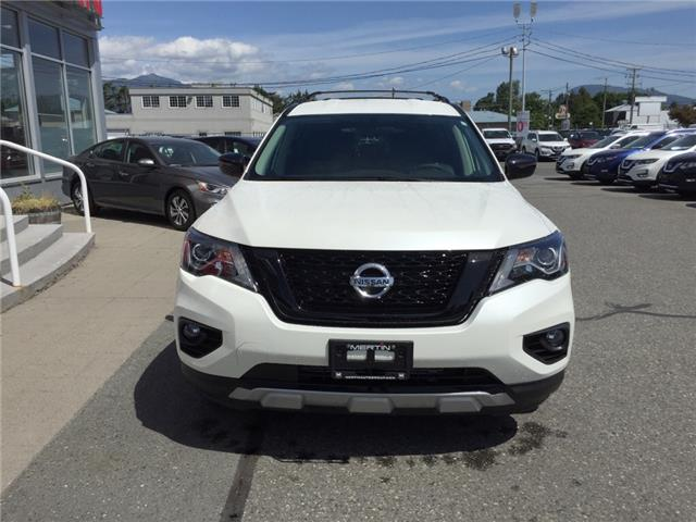 2019 Nissan Pathfinder SV Tech (Stk: N96-4979) in Chilliwack - Image 2 of 20