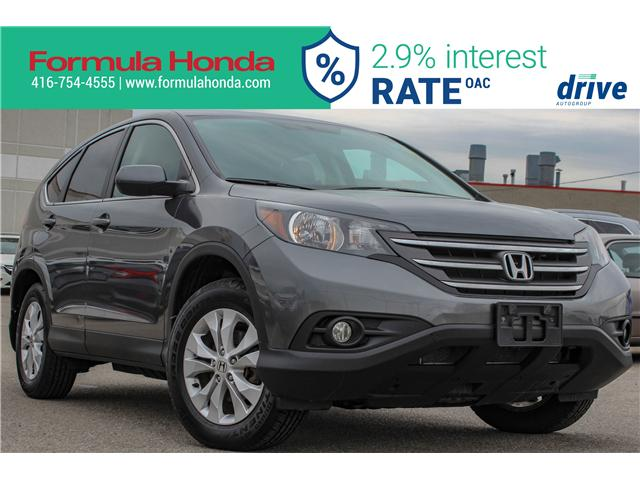 2014 Honda CR-V EX-L (Stk: B11220) in Scarborough - Image 1 of 31