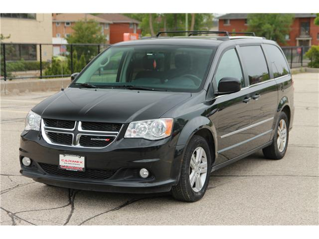 2014 Dodge Grand Caravan Crew (Stk: 1904122) in Waterloo - Image 1 of 25