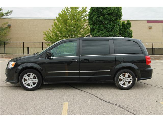 2014 Dodge Grand Caravan Crew (Stk: 1904122) in Waterloo - Image 2 of 25