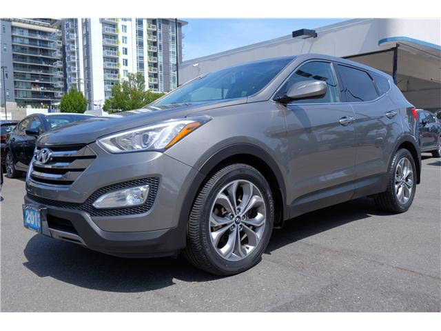 2013 Hyundai Santa Fe Sport 2.0T Limited (Stk: 614935A) in Victoria - Image 1 of 20
