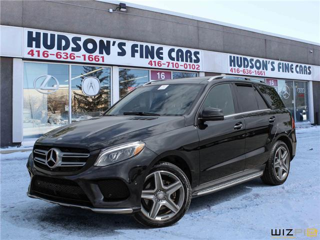 2016 Mercedes-Benz GLE-Class  (Stk: 87225) in Toronto - Image 1 of 30