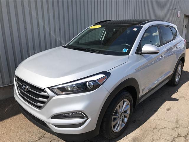2018 Hyundai Tucson Premium 2.0L (Stk: X4698A) in Charlottetown - Image 1 of 23