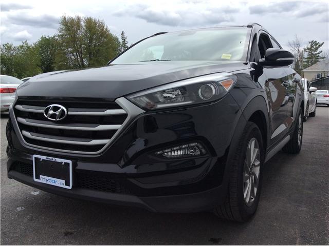 2018 Hyundai Tucson SE 2.0L (Stk: 190586) in Kingston - Image 6 of 20