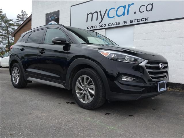 2018 Hyundai Tucson SE 2.0L (Stk: 190586) in Kingston - Image 1 of 20