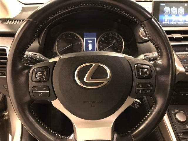 2015 Lexus NX 200t Base (Stk: W0370) in Mississauga - Image 11 of 29