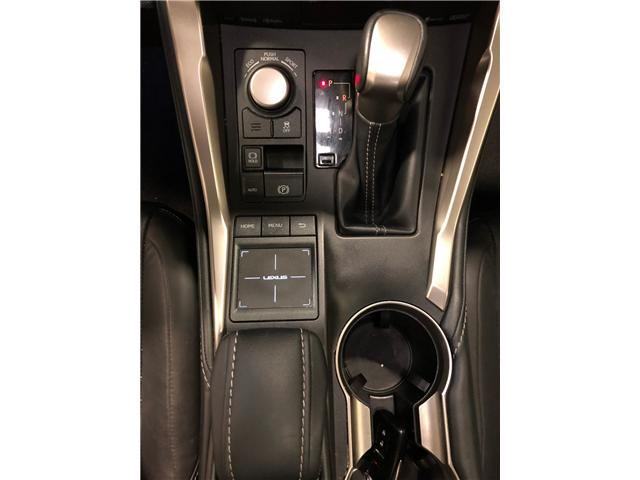 2015 Lexus NX 200t Base (Stk: W0370) in Mississauga - Image 15 of 29