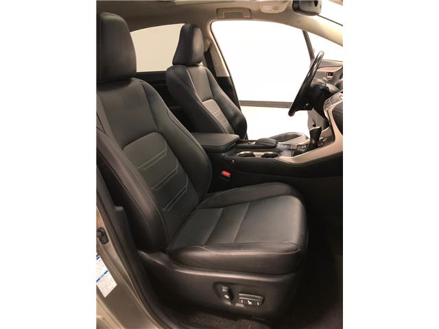 2015 Lexus NX 200t Base (Stk: W0370) in Mississauga - Image 23 of 29