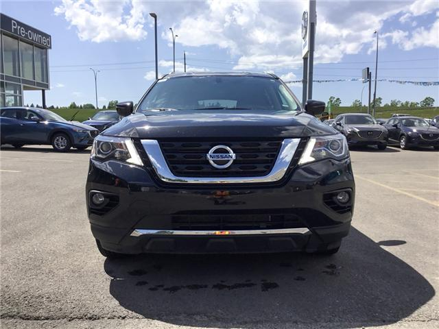 2019 Nissan Pathfinder SV Tech (Stk: K7877) in Calgary - Image 2 of 15