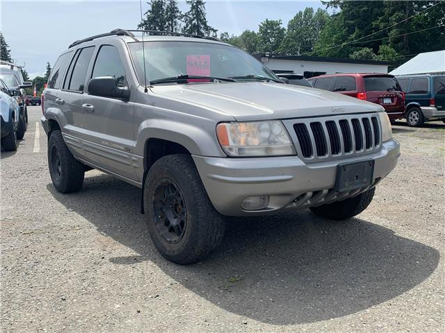2000 Jeep Grand Cherokee Limited (Stk: S575378B) in Courtenay - Image 1 of 1