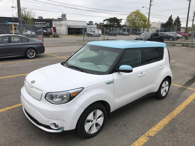 2016 Kia Soul EV EV Luxury (Stk: 7170) in Etobicoke - Image 1 of 15