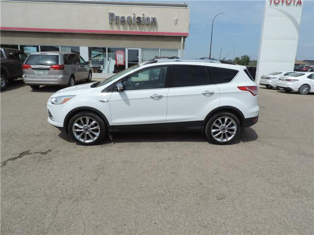 2016 Ford Escape SE (Stk: 184791) in Brandon - Image 1 of 23