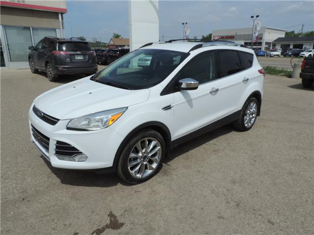 2016 Ford Escape SE (Stk: 184791) in Brandon - Image 2 of 23