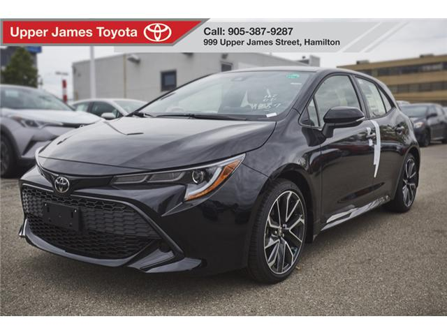 2019 Toyota Corolla Hatchback Base (Stk: 190580) in Hamilton - Image 1 of 16