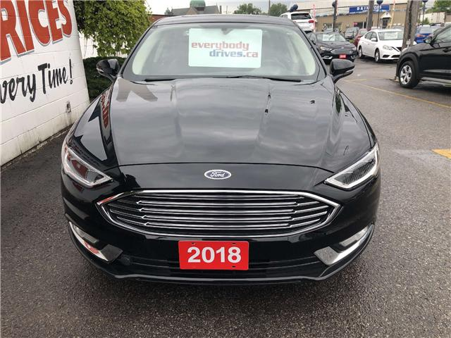 2018 Ford Fusion Titanium (Stk: 19-363) in Oshawa - Image 2 of 14