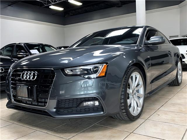 2014 Audi A5 2.0 (Stk: AP1869) in Vaughan - Image 1 of 21