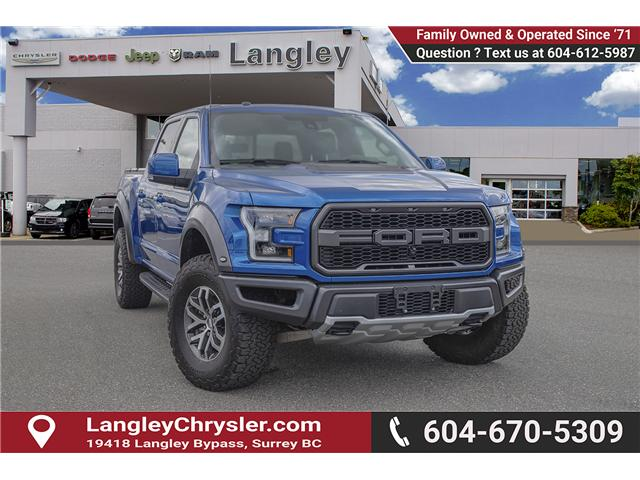 2017 Ford F-150 Raptor (Stk: EE908710) in Surrey - Image 1 of 30