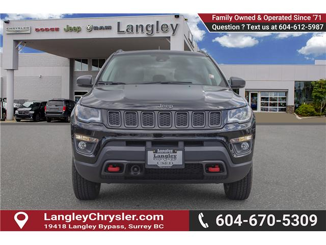 2018 Jeep Compass Trailhawk (Stk: K758714A) in Surrey - Image 2 of 28