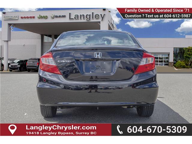 2012 Honda Civic LX (Stk: EE902160A) in Surrey - Image 5 of 23