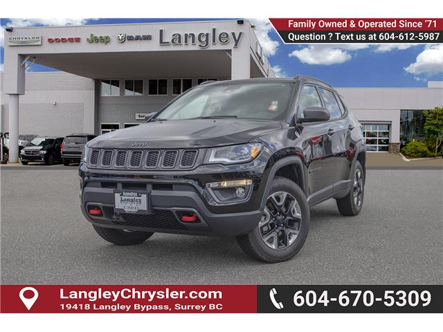 2018 Jeep Compass Trailhawk (Stk: K758714A) in Surrey - Image 3 of 28