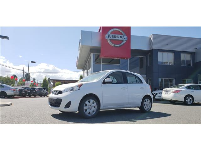 2016 Nissan Micra  (Stk: 9S4729A) in Duncan - Image 1 of 4