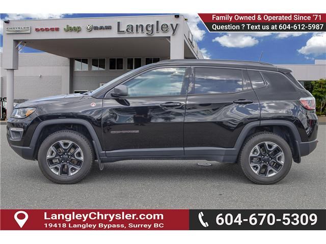2018 Jeep Compass Trailhawk (Stk: K758714A) in Surrey - Image 4 of 28