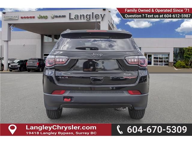 2018 Jeep Compass Trailhawk (Stk: K758714A) in Surrey - Image 5 of 28