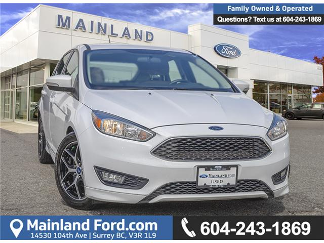 2015 Ford Focus SE (Stk: P4719) in Vancouver - Image 1 of 28