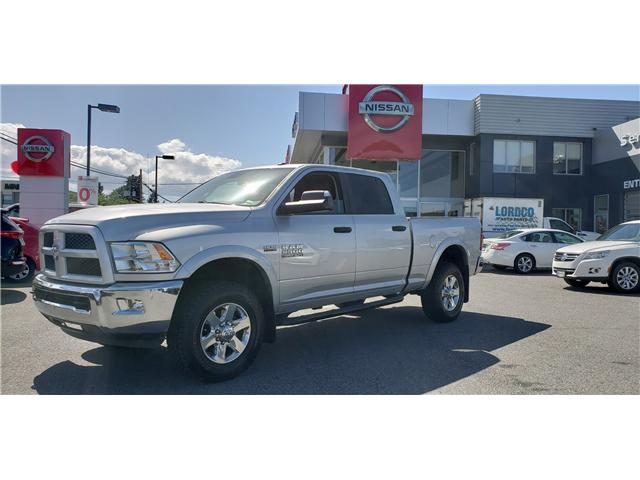 2015 RAM 2500 26T Outdoorsman (Stk: 8T6079B) in Duncan - Image 1 of 4