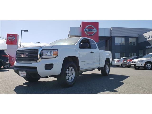2018 GMC Canyon WT (Stk: 9R1996A) in Duncan - Image 1 of 4