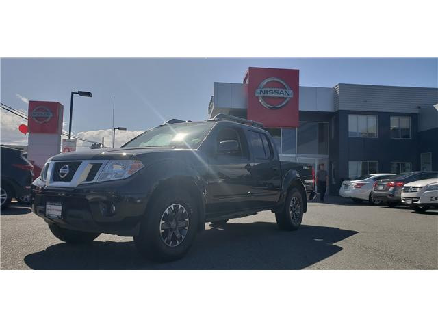 2018 Nissan Frontier  (Stk: 9T1695A) in Duncan - Image 1 of 4