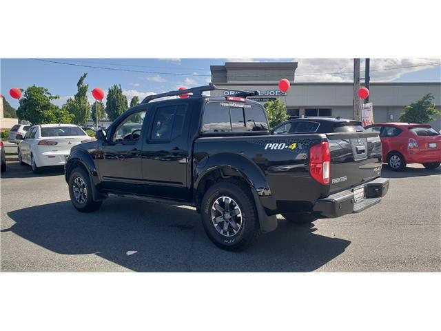 2018 Nissan Frontier  (Stk: 9T1695A) in Duncan - Image 2 of 4