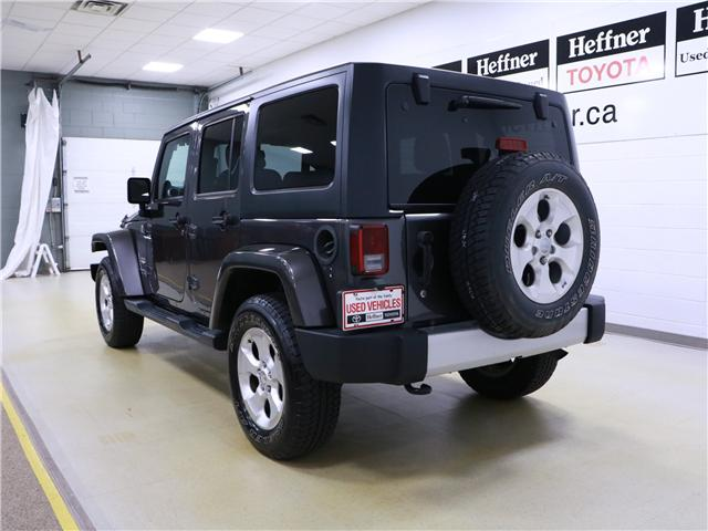 2014 Jeep Wrangler Unlimited Sahara (Stk: 195407) in Kitchener - Image 2 of 28
