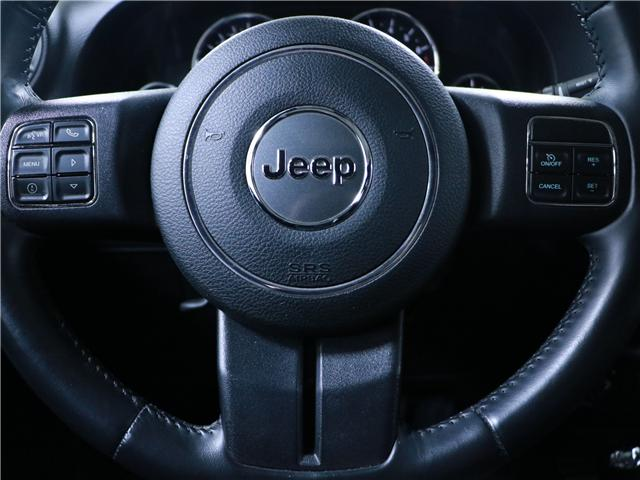 2014 Jeep Wrangler Unlimited Sahara (Stk: 195407) in Kitchener - Image 10 of 28