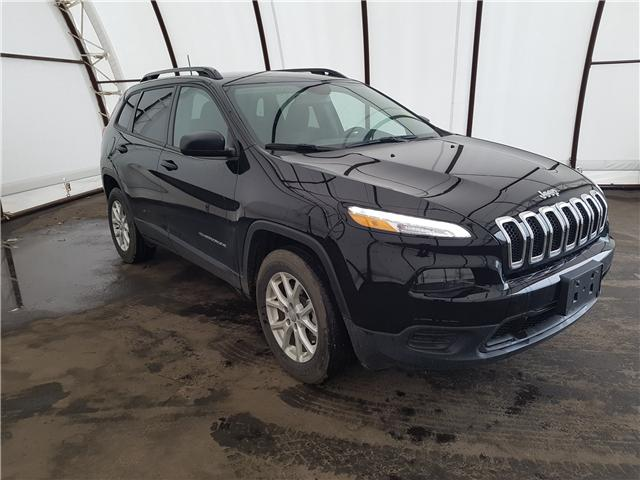 2018 Jeep Cherokee Sport (Stk: 1910661) in Thunder Bay - Image 1 of 6