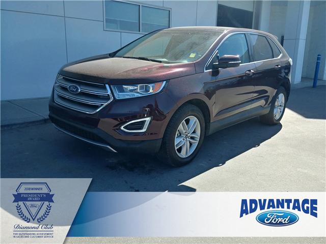 2018 Ford Edge SEL (Stk: 5479) in Calgary - Image 1 of 17