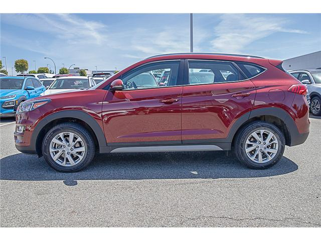 2019 Hyundai Tucson Preferred (Stk: AH8834) in Abbotsford - Image 4 of 28