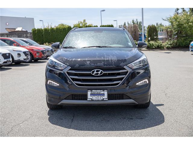 2016 Hyundai Tucson Limited (Stk: AH8843) in Abbotsford - Image 2 of 26