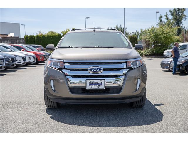 2014 Ford Edge SEL (Stk: AH8846) in Abbotsford - Image 2 of 27