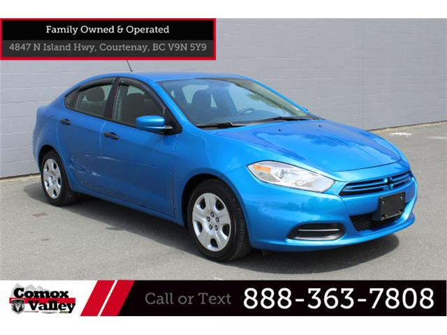 2016 Dodge Dart SE (Stk: W619667B) in Courtenay - Image 1 of 24