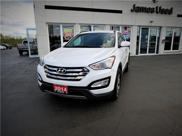 2014 Hyundai Santa Fe Sport 2.4 Premium (Stk: N19275A) in Timmins - Image 1 of 16