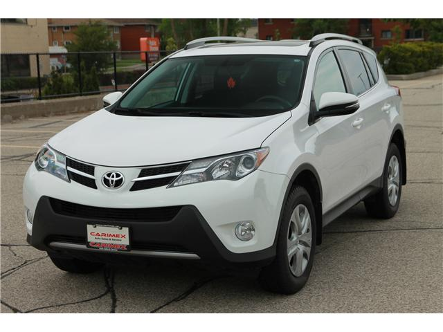 2014 Toyota RAV4 XLE (Stk: 1904134) in Waterloo - Image 1 of 28